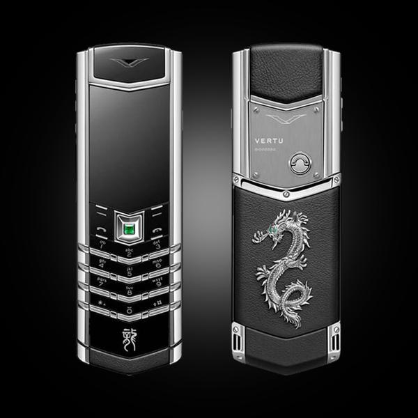 Vertu Signature S Dragon Steel