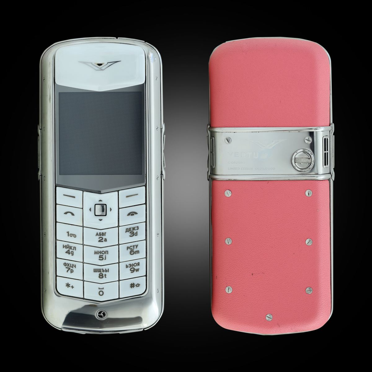 Vertu Constellation Pink(Hồng)