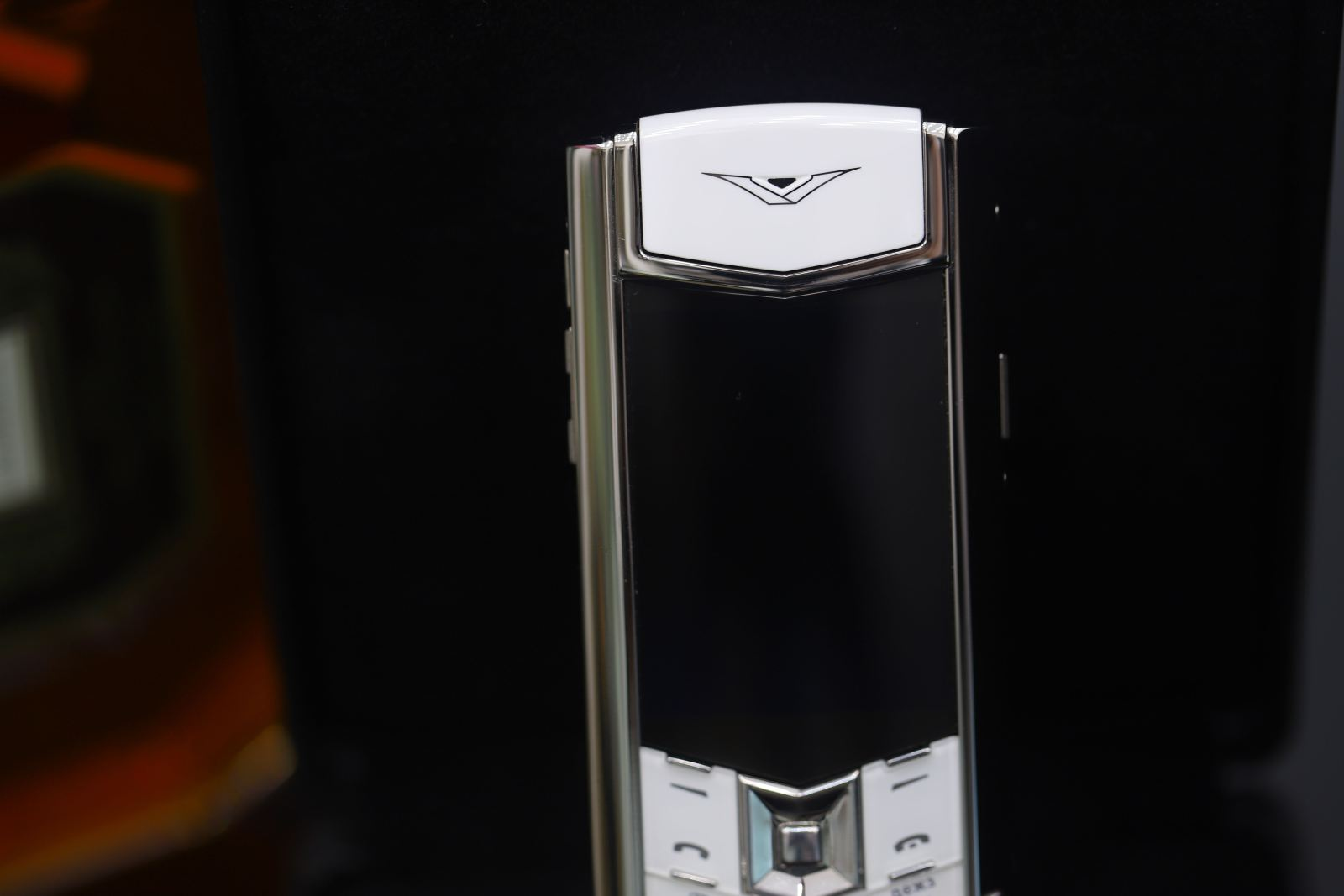 Vertu Signature S Pure White 5