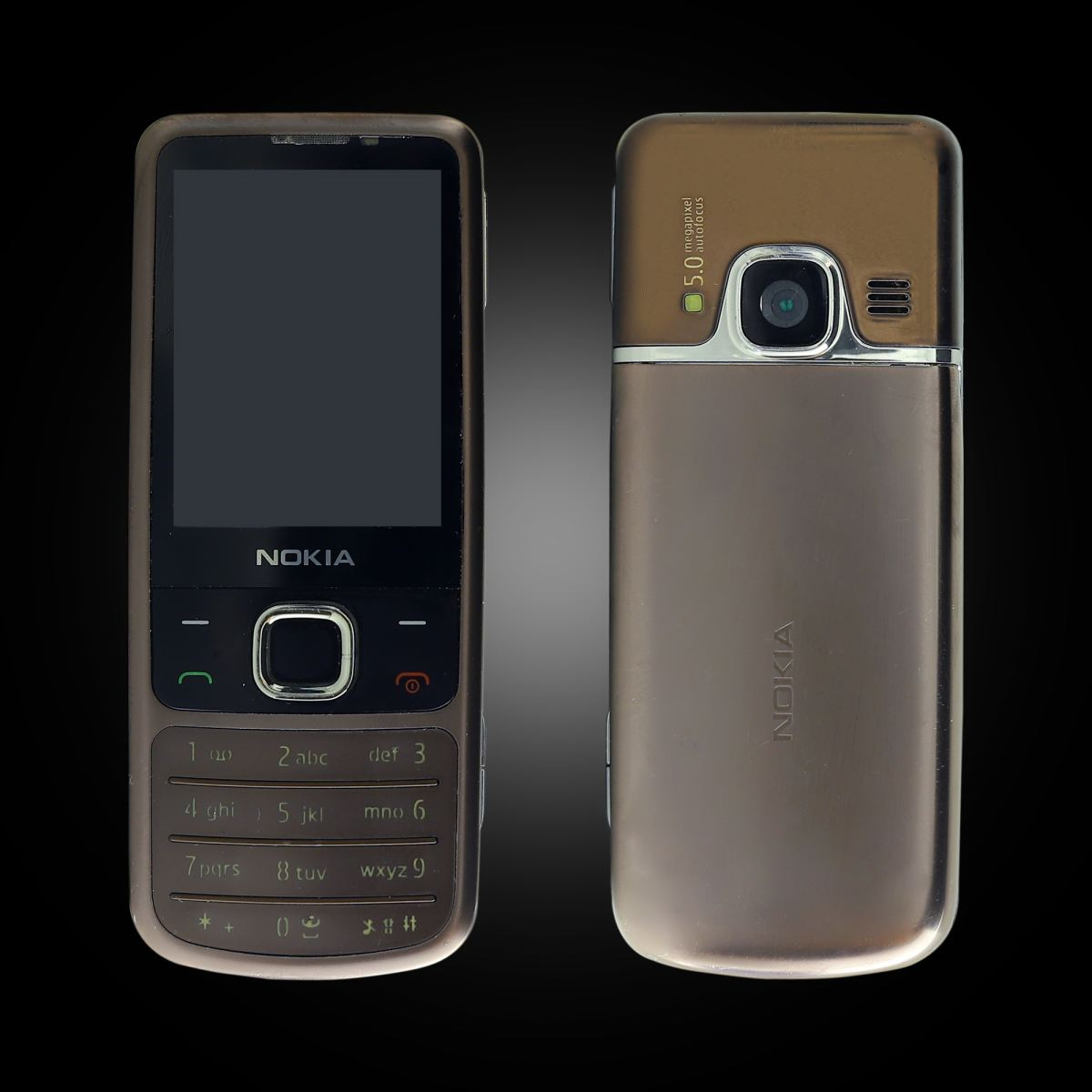 Nokia 6700 Brown