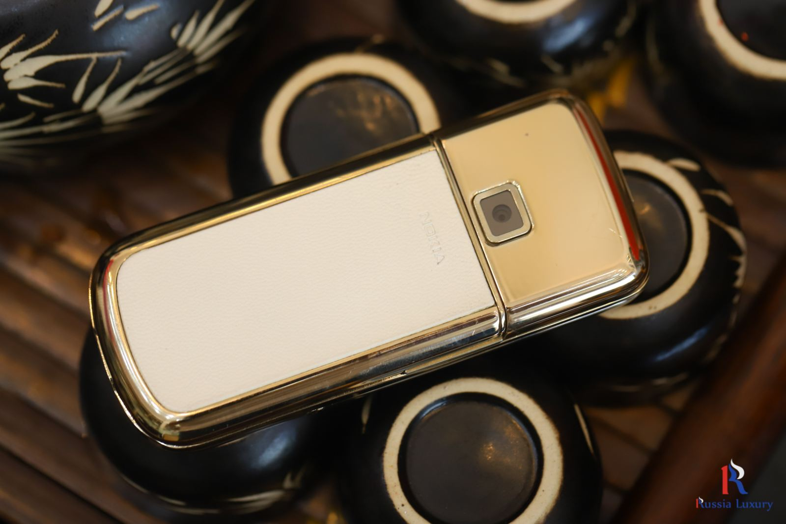 Nokia 8800 Gold Arte (Fullbox) 4