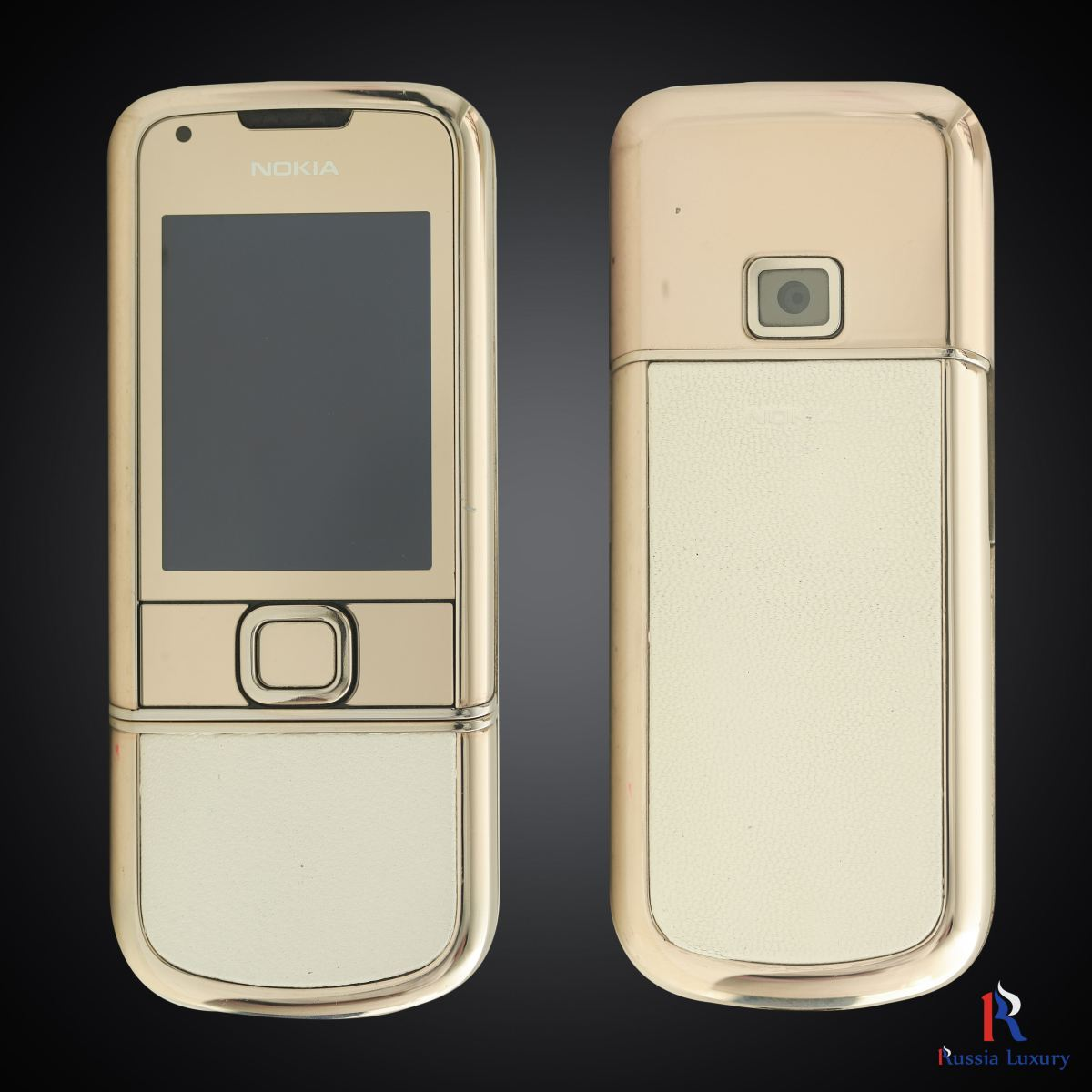 Nokia 8800 Gold Arte (Fullbox) 2