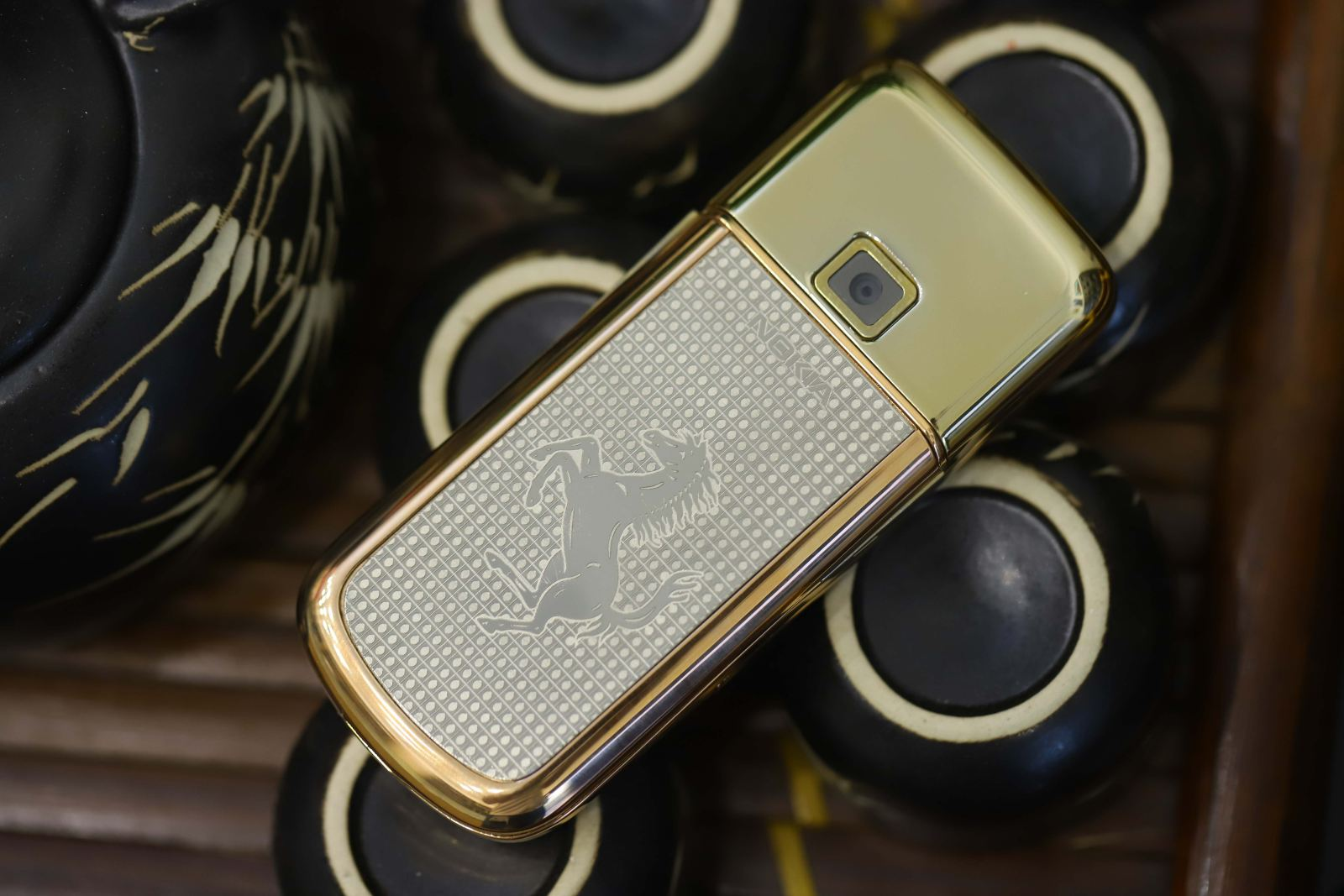 Nokia 8800 rose gold