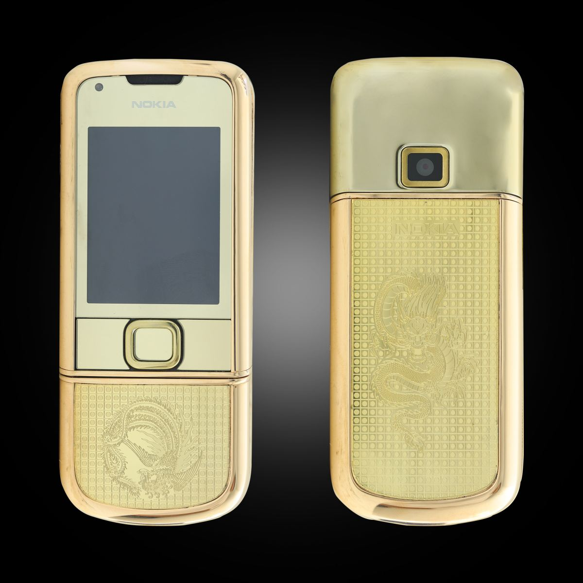 Nokia 8800 Rose Gold Long Phụng