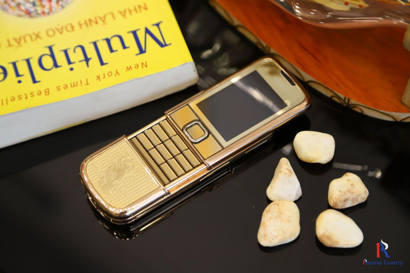 Nokia-8800-rose-gold vàng hồng